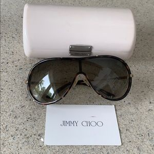 Jimmy Choo Aviator Sunglasses 😎
